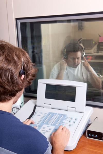 hearing loss mapping
