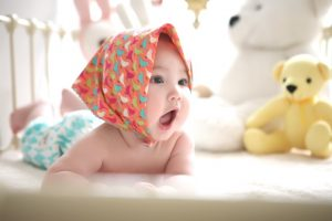 Infant with hearing loss in Louisville, KY